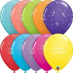 Uninflated Balloon Packs