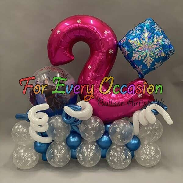 Luxury Character Balloon Marquee